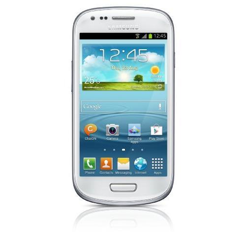 Samsung Galaxy S3 Mini 8 Go - Blanc - SFR
