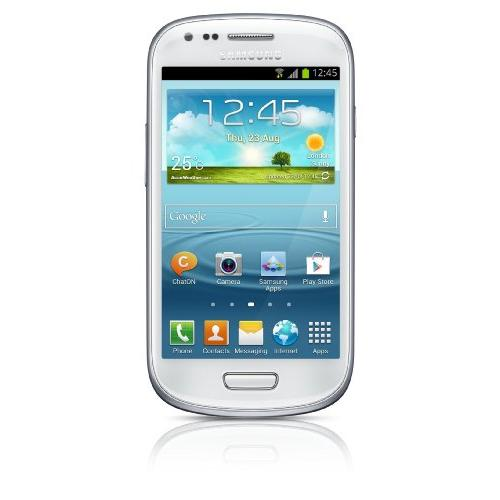 Samsung Galaxy S3 Mini 16 Go - Blanc - Bouygues