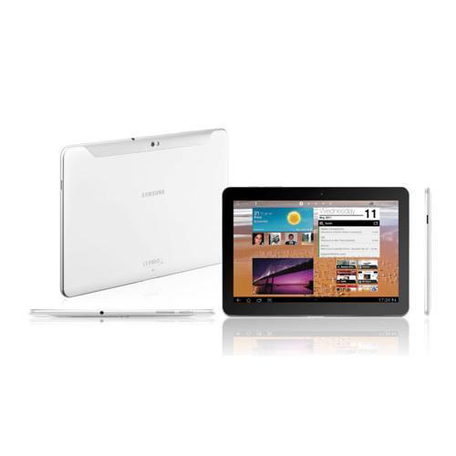"""Samsung Galaxy Tab - 10.1"""" 16 GB Go - 3G - Blanc"""