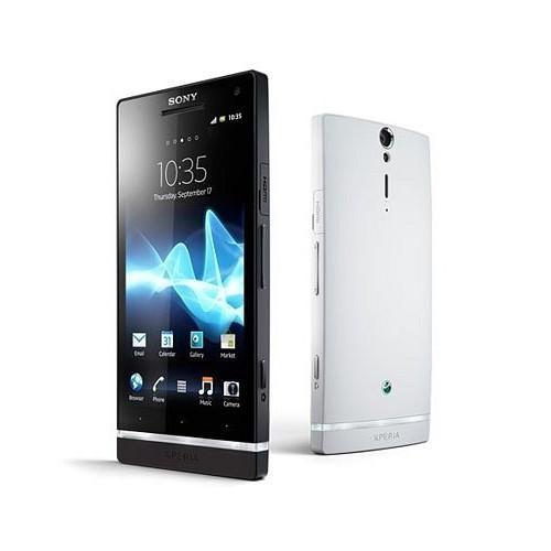 Sony Xperia S 32 Go - Blanc - SFR