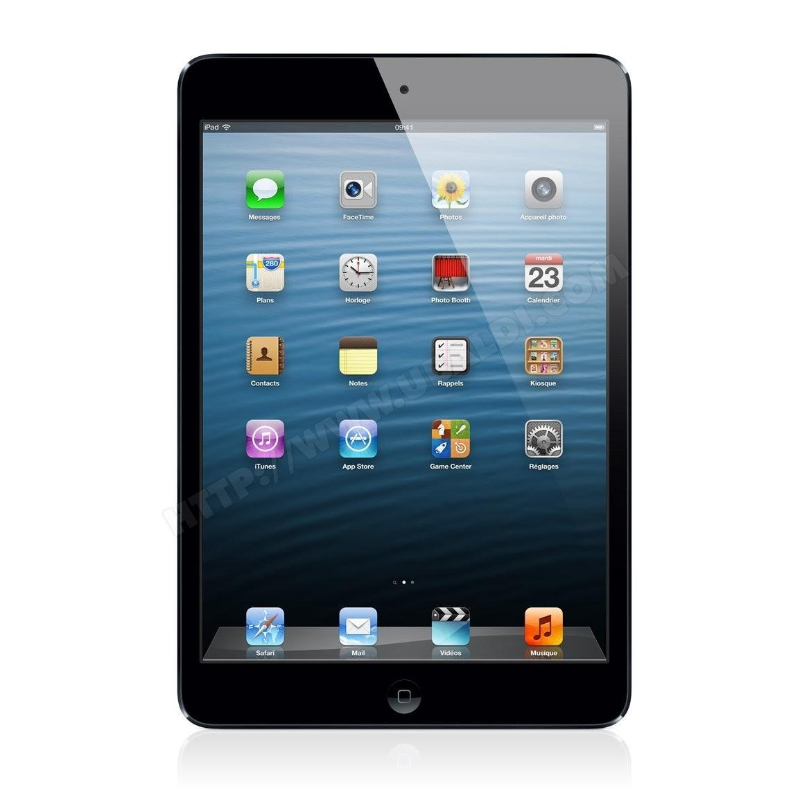 iPad mini retina 128 Go - Gris sidéral - Wifi