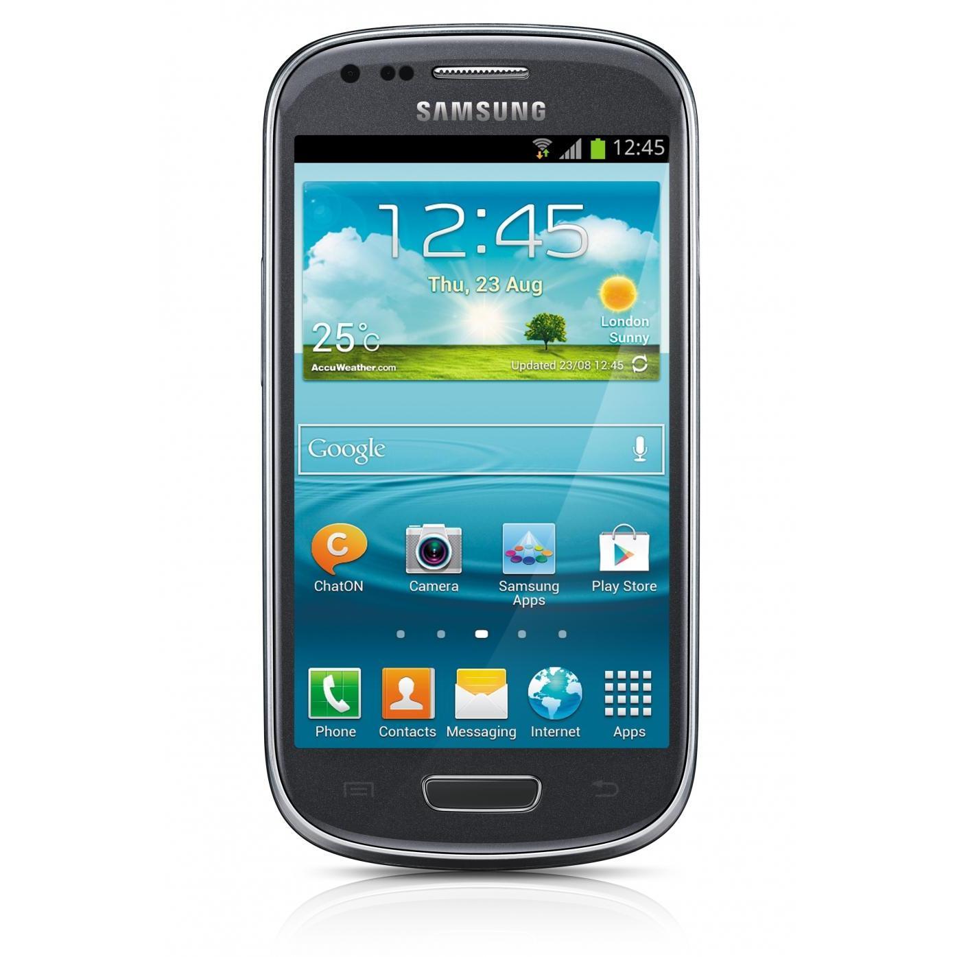 Samsung Galaxy S3 Mini 8 Go - Gris - Débloqué