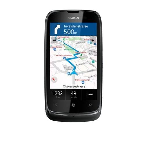 Nokia Lumia 610 8 Go - Noir - Débloqué