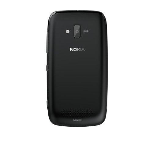 Nokia Lumia 610 8 GB - Schwarz - Ohne Vertrag