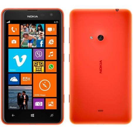 Nokia Lumia 625 8 Go - Orange - Débloqué