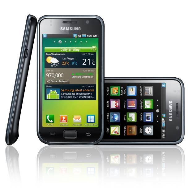 Samsung Galaxy S 8 Go i9000 - Noir - SFR