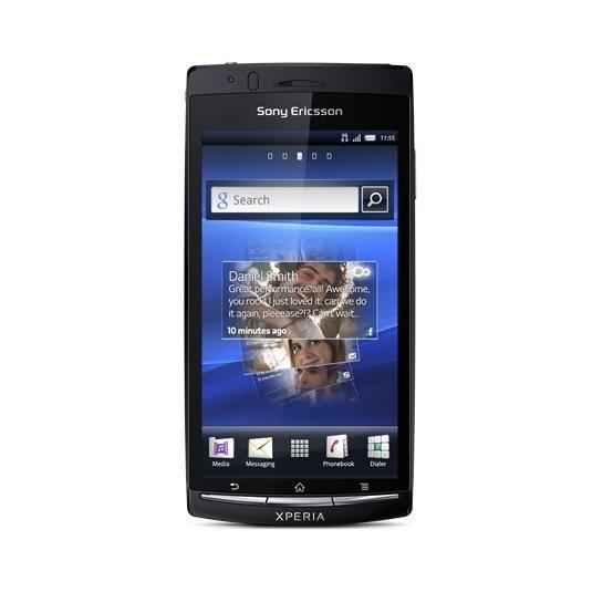 Sony Xperia Arc - Noir - Débloqué