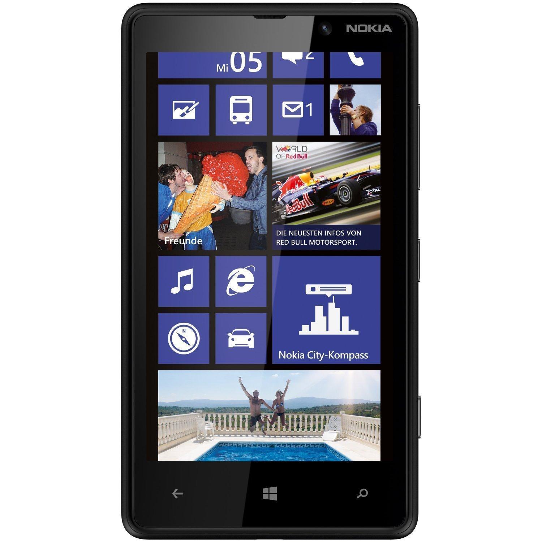 Nokia Lumia 820 8 Go - Noir - Bouygues