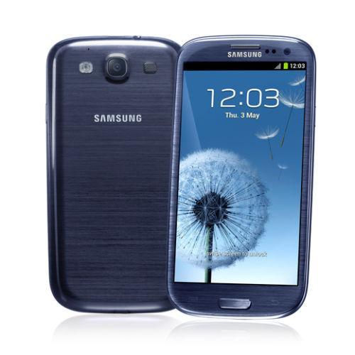 Samsung Galaxy S3 16 Go i9305 4G - Bleu - SFR