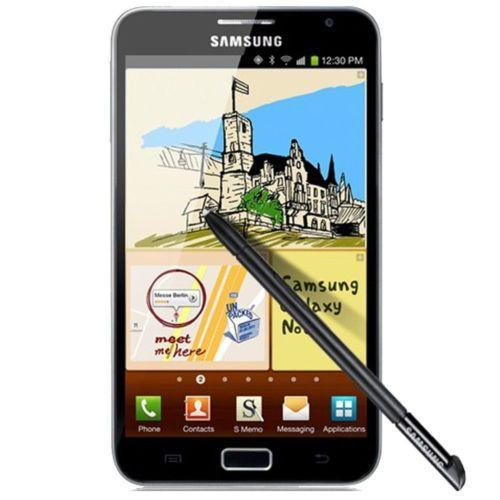 Samsung Galaxy Note 16 Go N7000 - Noir - Orange