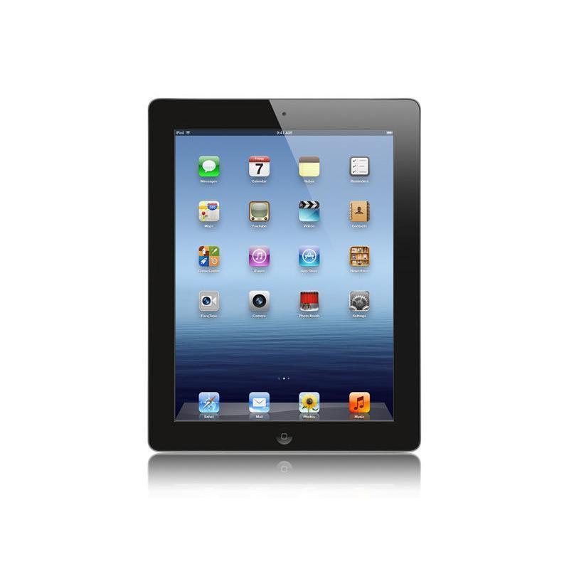 iPad 3 9.7'' 64 Go - Wifi + 4G - Noir - Bouygues