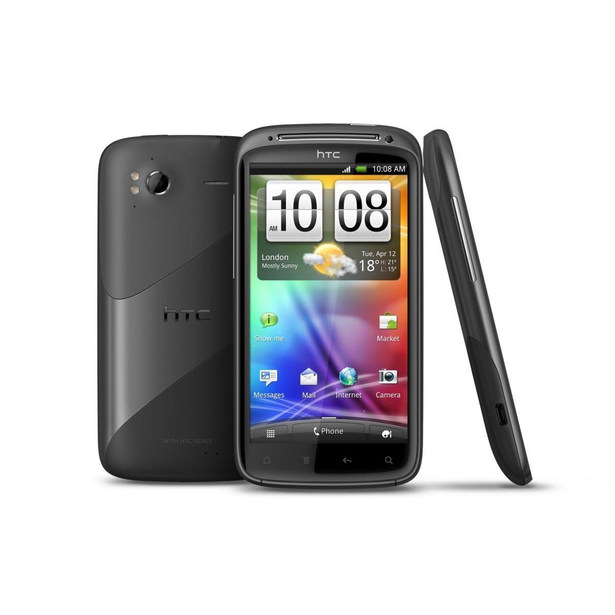HTC sensation 16 Go -  Noir - Débloqué