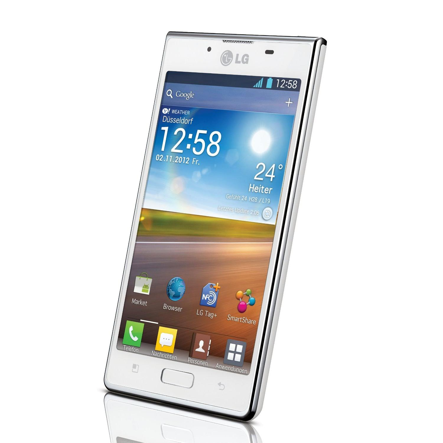 LG Optimus L7 4 GB - Blanco - Libre