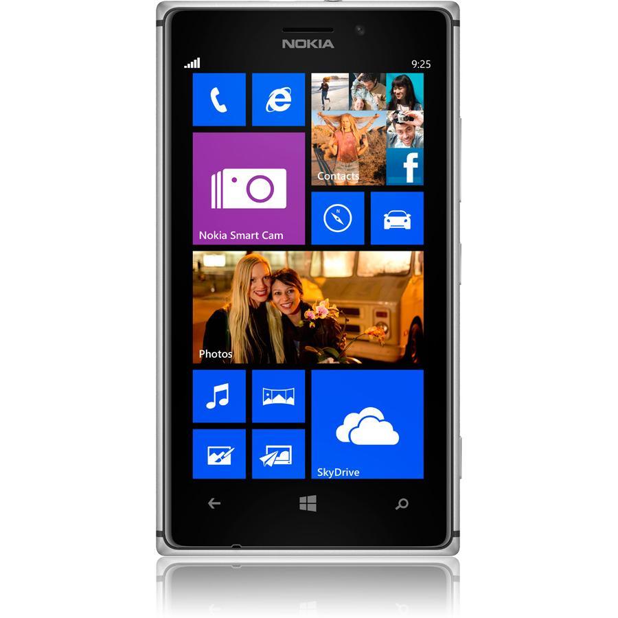 Nokia Lumia 925 - Weiß - SFR