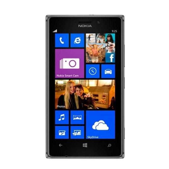 Nokia Lumia 925 - Noir - SFR