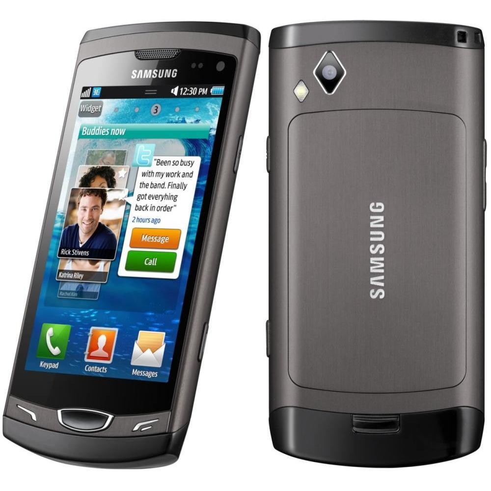 Samsung Wave 2 1,8 Go - Noir - Débloqué