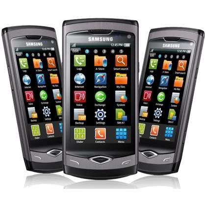 Samsung Wave S8500 - Noir - Débloqué