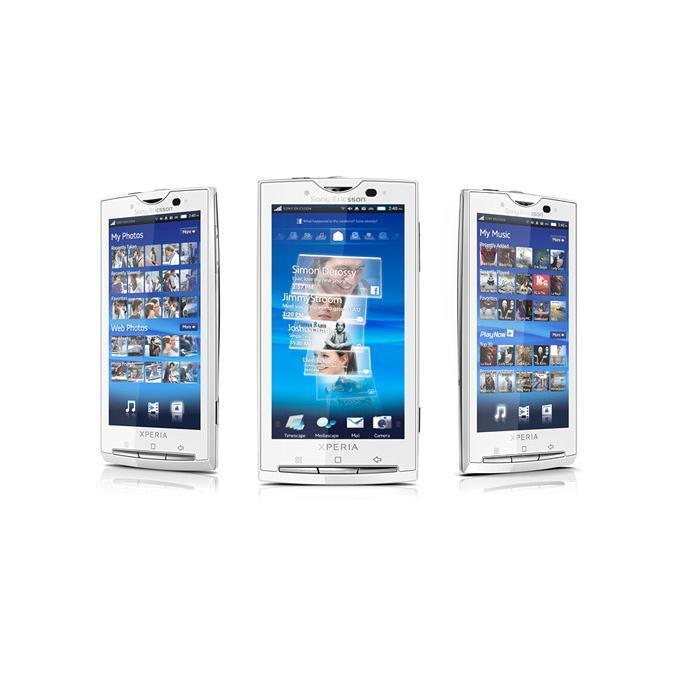 Sony Ericsson Xperia X10 1 Go - Blanc - Débloqué