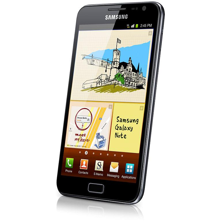 Samsung Galaxy Note 16 Gb N7000 - Negro - Libre