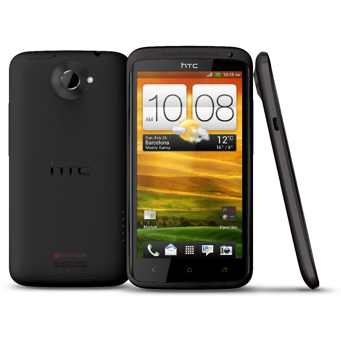 HTC One X - Noir - SFR