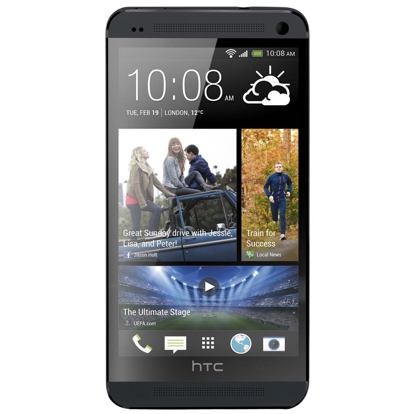 HTC One - Schwarz - Ohne Vertrag
