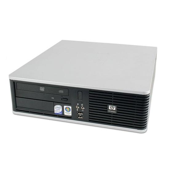Hp/Dell Ordinateur fixe -  / GHz -  80 Go - RAM 2Go Go