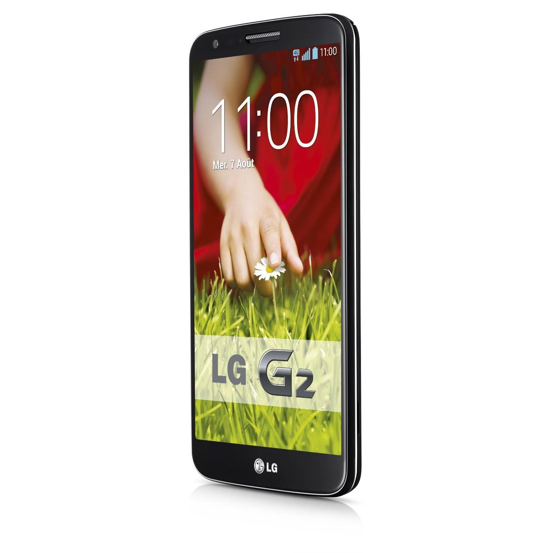 LG G2 16 Go - Noir - Débloqué