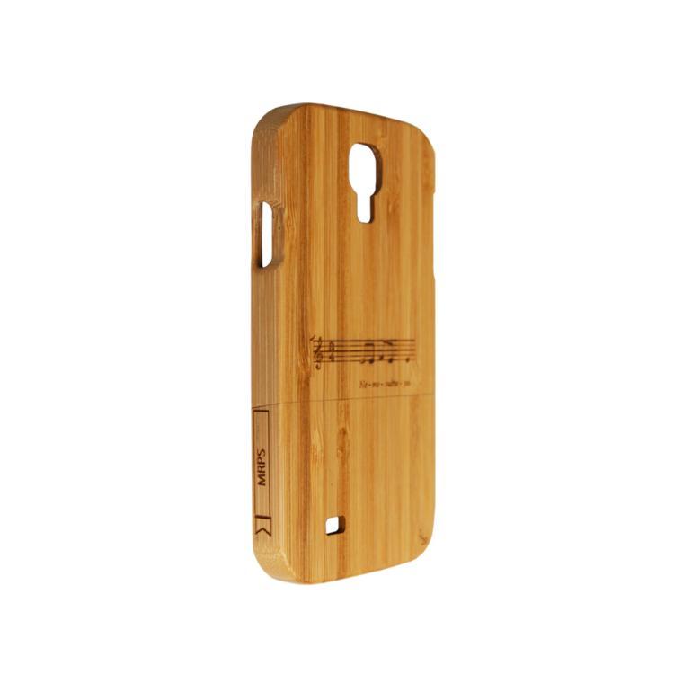Bambus Schutzhülle Samsung Galaxy - Sonderausgabe