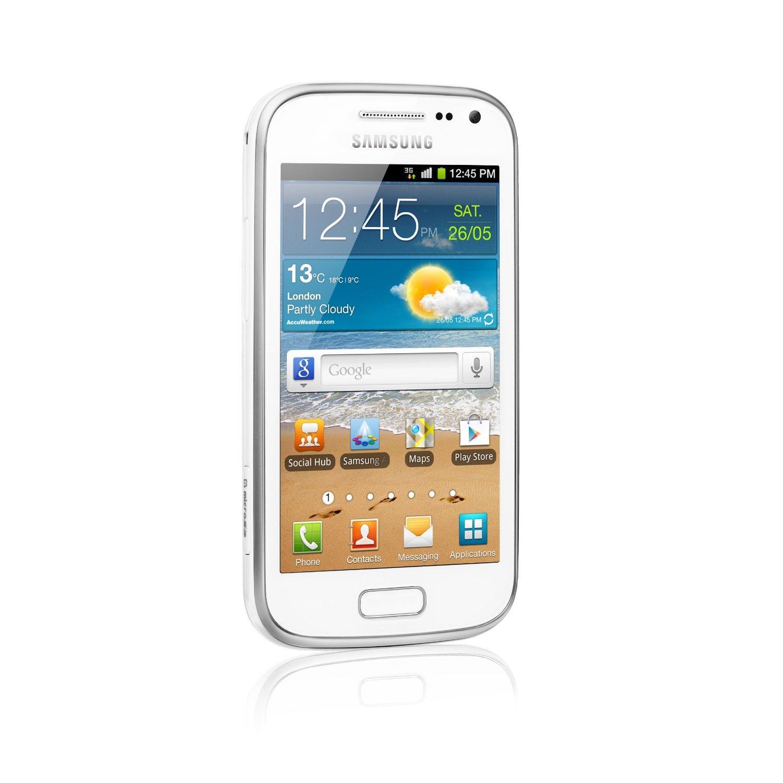 Samsung Galaxy Ace 2 - Blanc - Débloqué