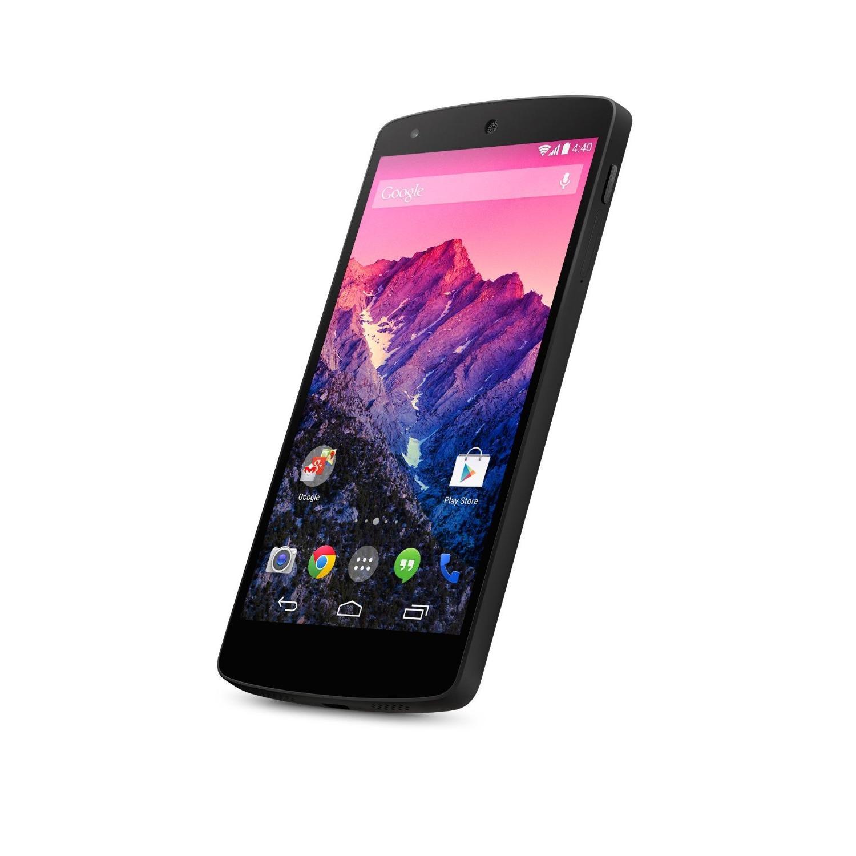 LG Nexus 5 16 GB - Negro - Libre