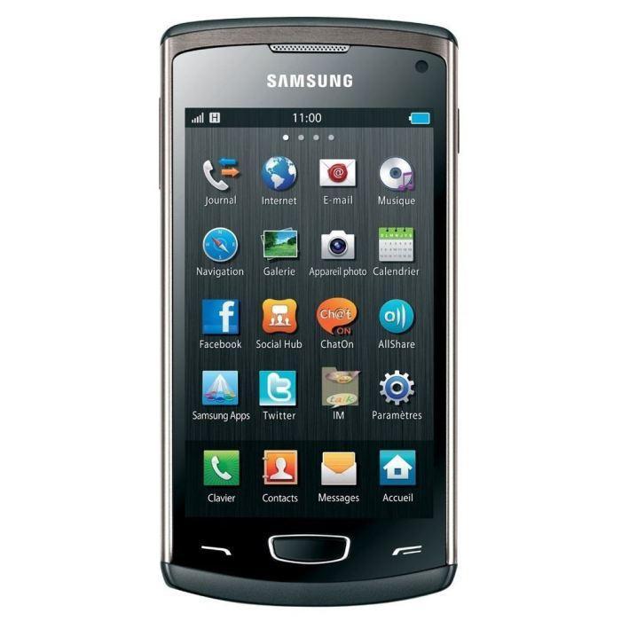 Samsung Wave 3 - Noir - Débloqué
