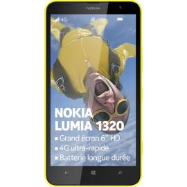Nokia Lumia 1320 8 Go Jaune - Débloqué
