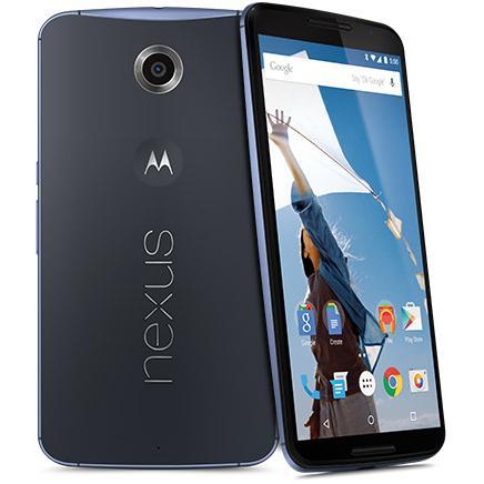 Motorola Nexus 6 32 Go NOIR - Débloqué