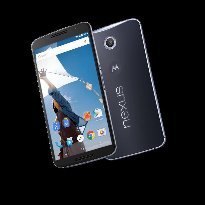 Motorola Nexus 6 32 Go - Noir - Débloqué