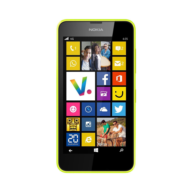 Nokia Lumia 635 8 Go - Jaune - Débloqué