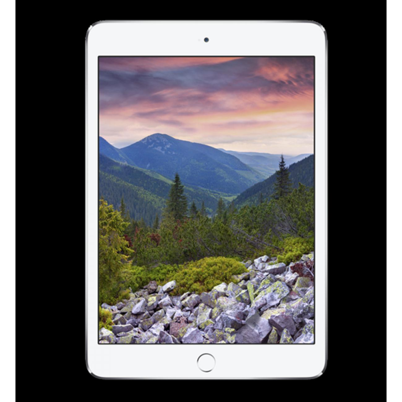 iPad mini 3 16 GB - Silber - Wlan
