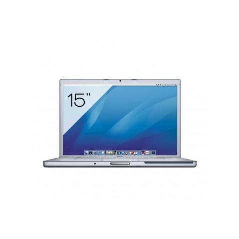 "MacBook Pro 15 ""Core 2 Duo"" 2.2GHz - DD 160Go - RAM 2Go"