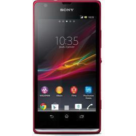 Sony Xperia SP 16 Go - Rouge - Débloqué