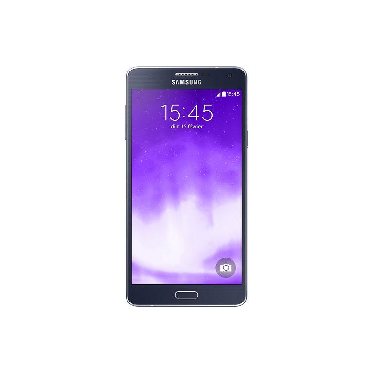 Samsung Galaxy A7 16 Go Noir - Débloqué