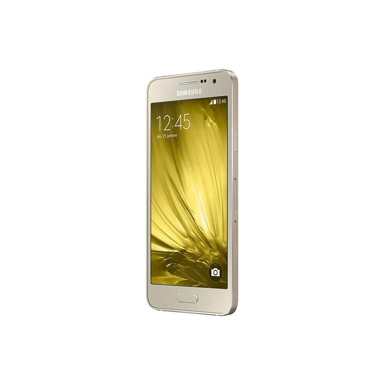 Samsung Galaxy A3 16 Go Or - Débloqué