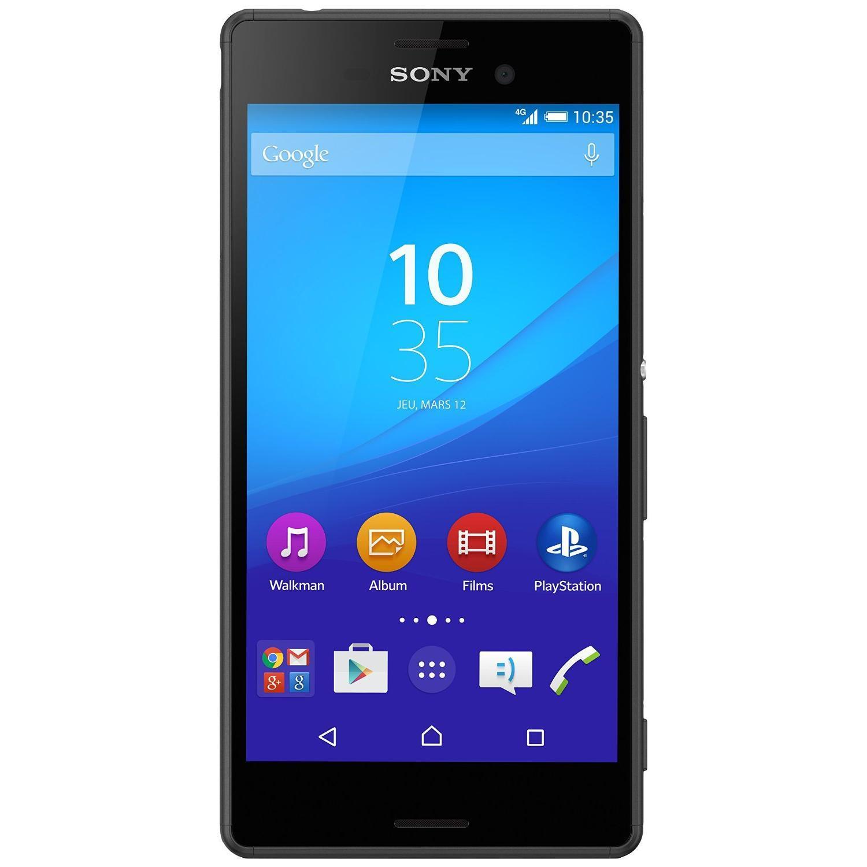 Sony Xperia M4 Aqua 8 Go - Noir - Débloqué