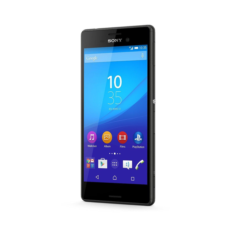 Sony Xperia M4 Aqua 8 GB - Negro - Libre