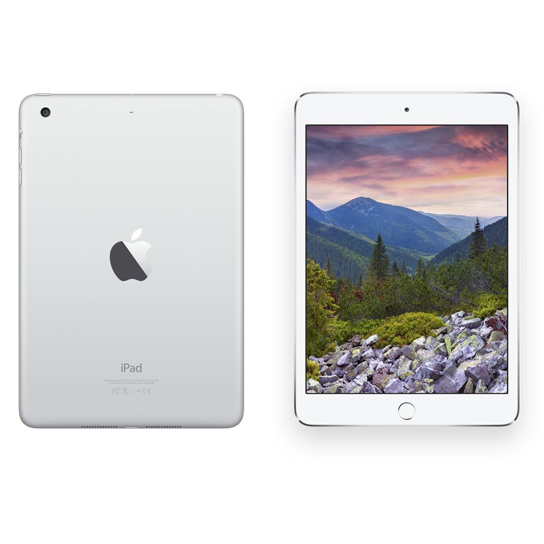 iPad mini 3 64 Go - Wifi - Argent