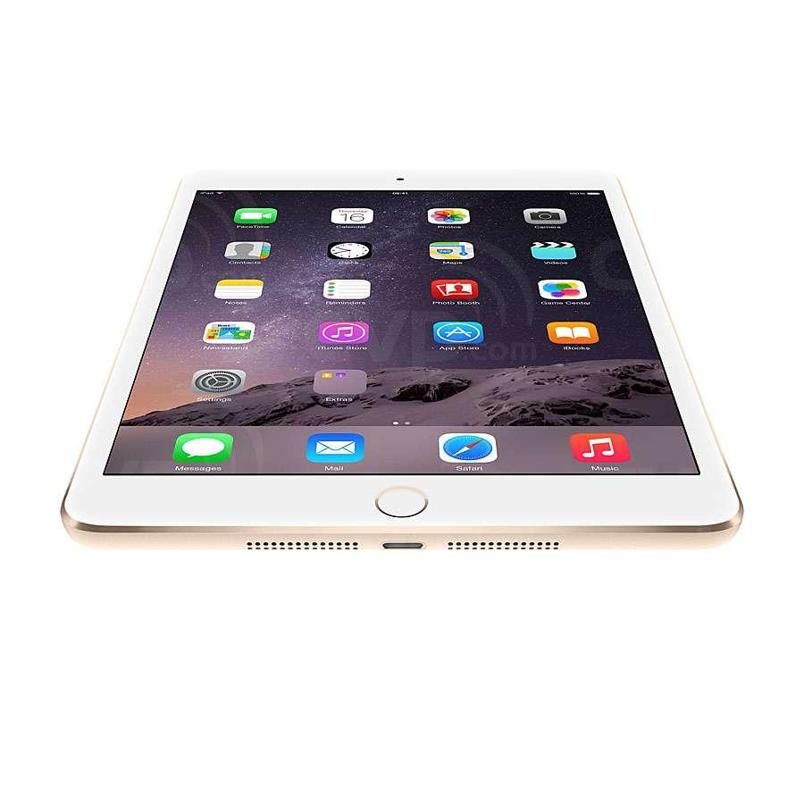 iPad mini 3 64 GB - Wifi + 4G - Oro - Libre