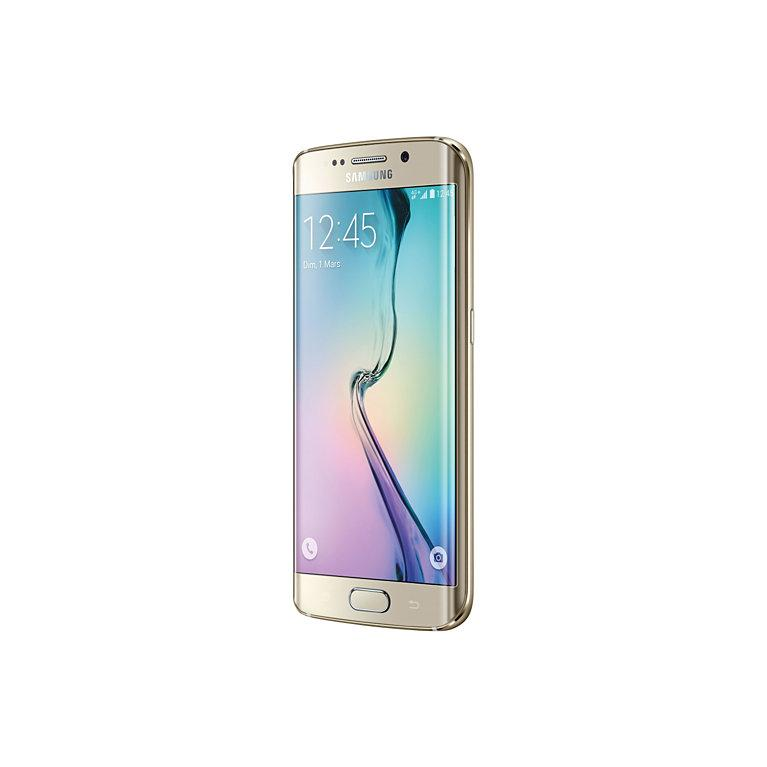 Samsung Galaxy S6 Edge 64 GB - oro - libre