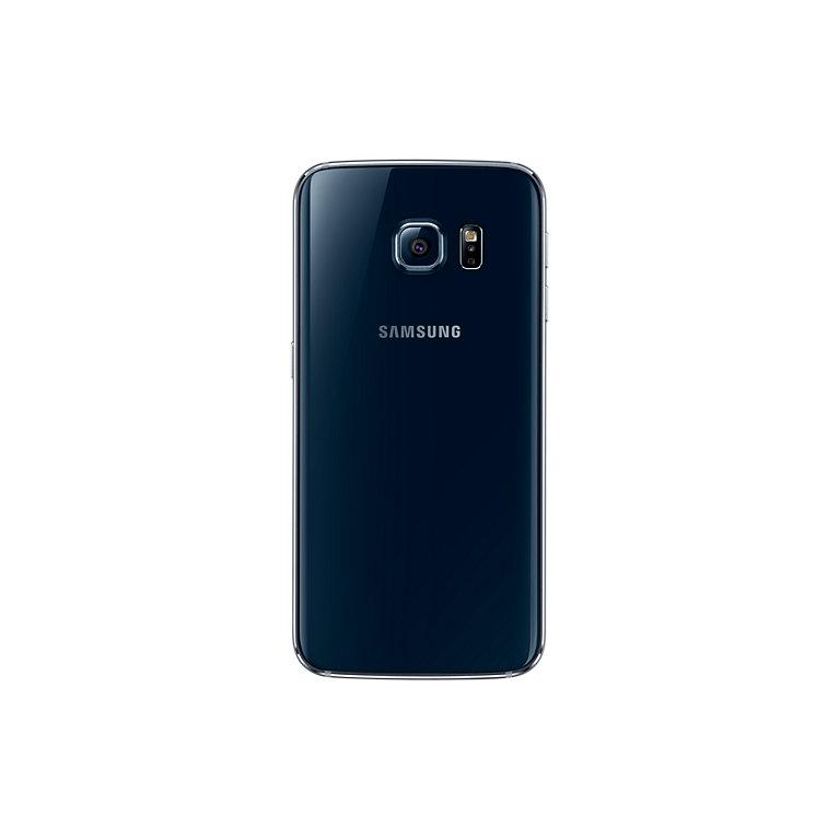 Galaxy S6 Edge 128GB G925 - Schwarz - Ohne Vertrag
