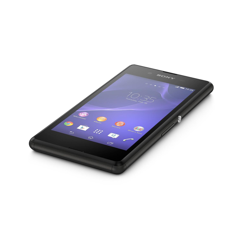 Sony Xperia E3 4 Go - Noir - Débloqué