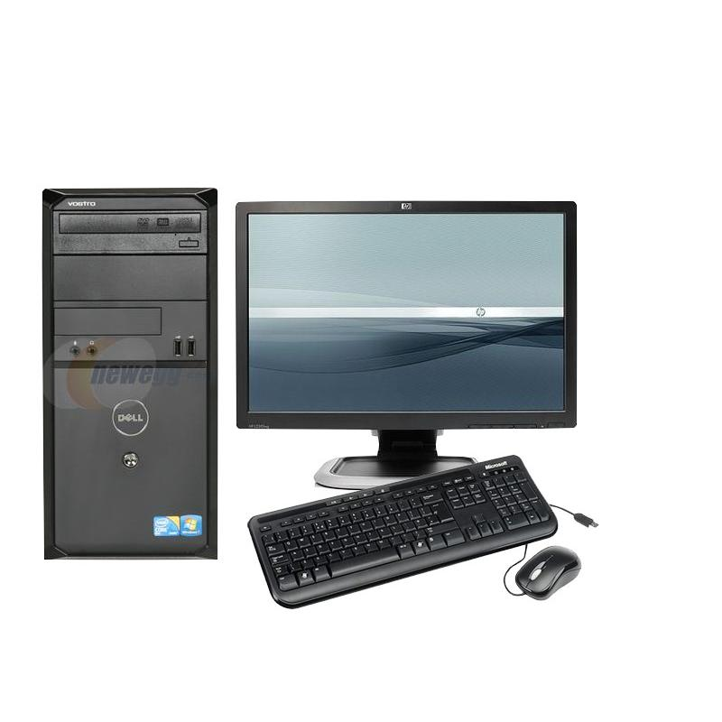 DELL  CORE DUO 2.96 GHz  - HDD 250 Go - RAM 4096 Go