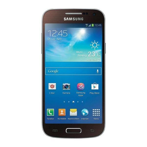 Samsung Galaxy S3 Mini 8 Go - Marron - Débloqué