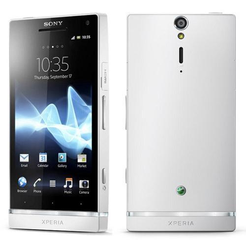 Sony Xperia S 32 Go - Blanc - Débloqué
